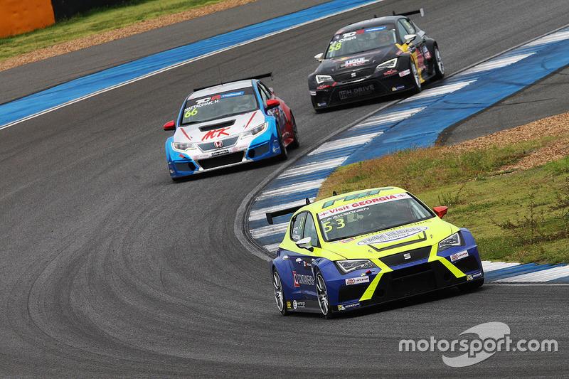 Kari-Pekka Laaksonen, LMS Racing, SEAT León TCR