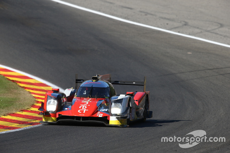 #46 Thiriet by TDS Racing, Oreca 05 - Nissan: Pierre Thiriet, Mathias Beche, Ryo Hirakama