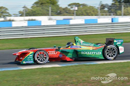 ABT Schaeffler Audi Sport Formula E Team