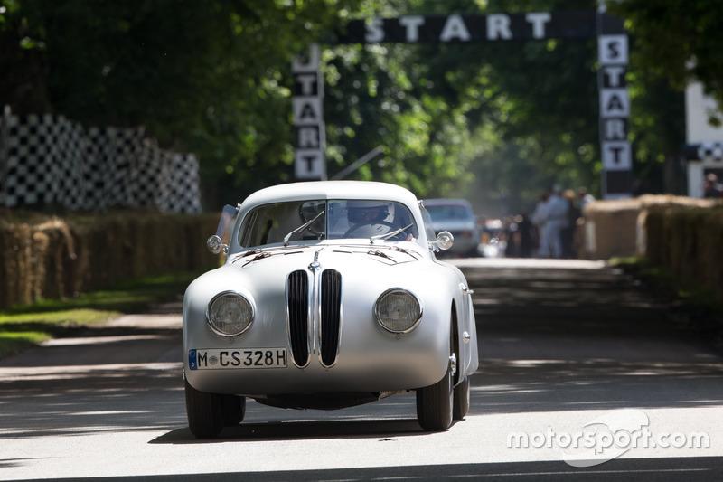BMW 328 Mille Miglia Touring Coupe