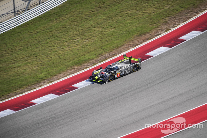 #4 ByKolles Racing CLM P1/01: Simon Trummer, Oliver Webb