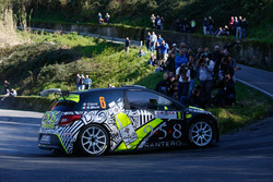 Gabriele Ciavarella e Daniele Michi, Citoren DS3 R5,Procar Motorsport