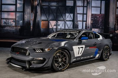 Ford Mustang GT4 unveiling