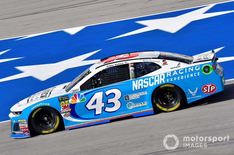 30. Darrell Wallace Jr., Richard Petty Motorsports, Chevrolet Camaro NASCAR Racing Experience