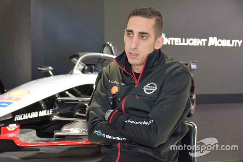 Sébastien Buemi (Suíça)