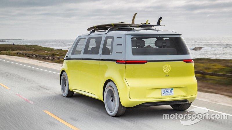 Концепт Volkswagen I.D. Buzz