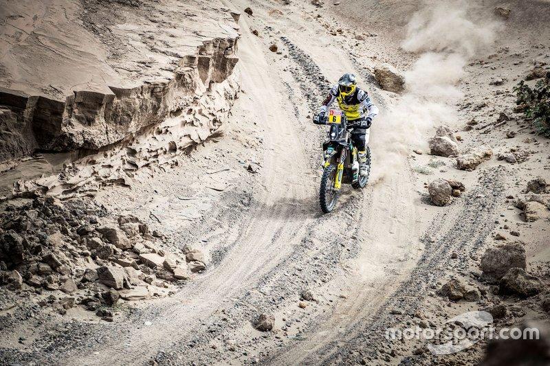 #6 Husqvarna Factory Racing: Пабло Кінтанілья