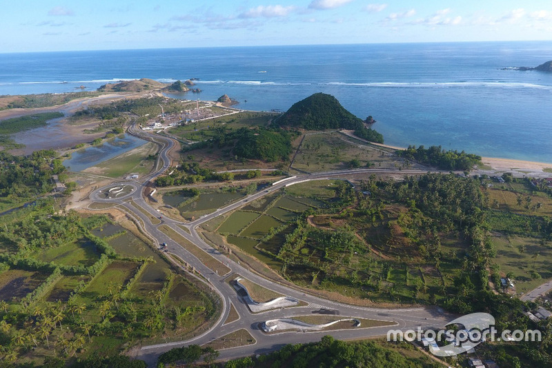 Circuit Lombok Indonesia