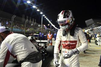 Charles Leclerc, Sauber op de grid