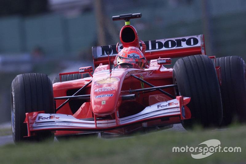 2001 Japanese Grand Prix