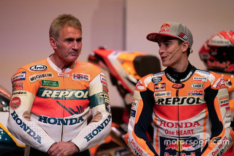Мік Дуен, Марк Маркес, Repsol Honda Team