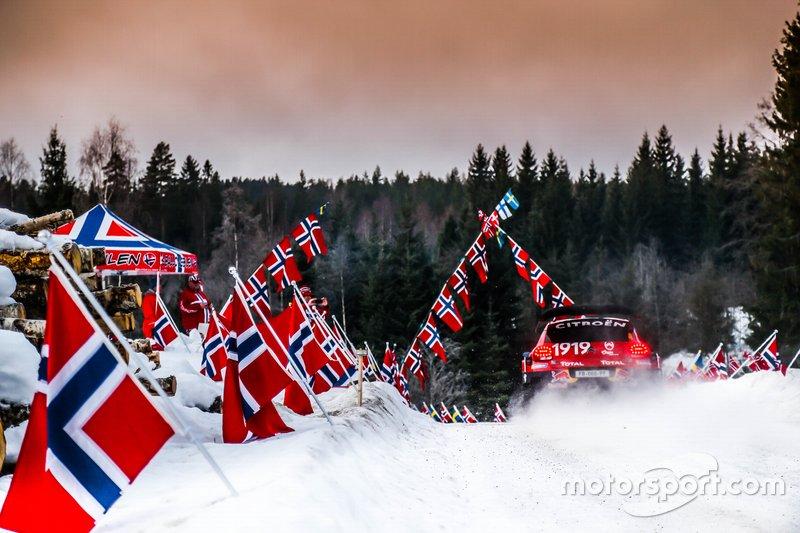 Esapekka Lappi, Janne Ferm, Citroën C3 WRC, Citroën World Rally Team