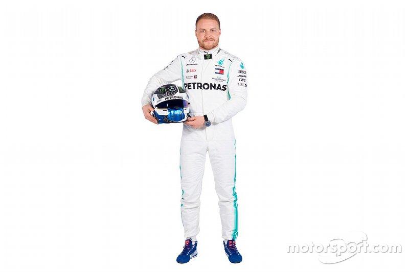 Valtteri Bottas Mercedes-AMG Petronas