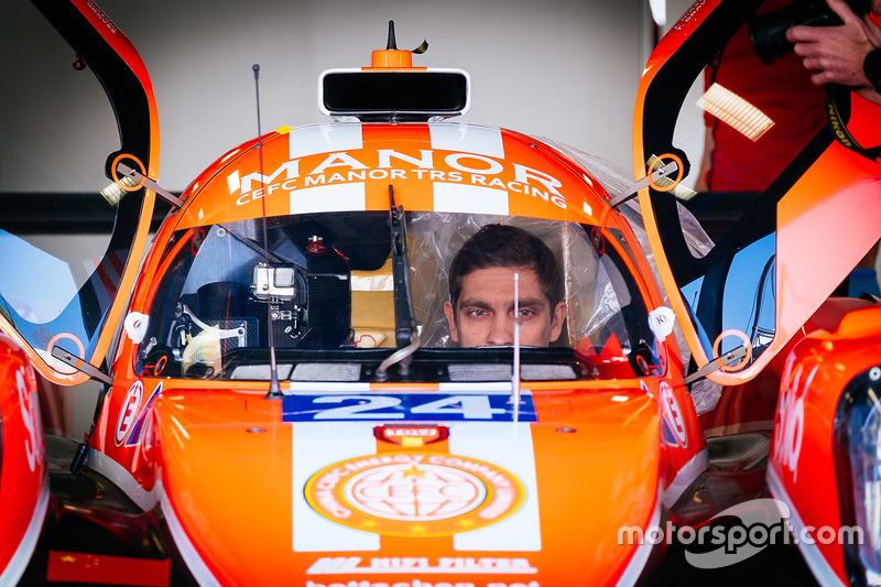 Vitaly Petrov, Manor Racing
