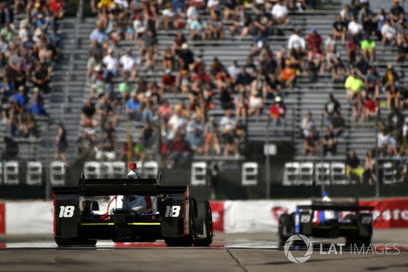 Esteban Gutierrez, Dale Coyne Racing, Honda