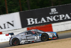#3 Team WRT Audi R8 LMS: Джейк Денніс, Пітер Схотхорст