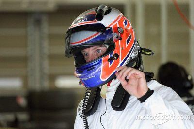 Тесты Дженсона Баттона в Super GT