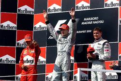 Подіум: 1. Міка Хаккінен, McLaren-Mercedes. 2. Міхаель Шумахер, Ferrari. 3. Девід Култхард, McLaren-Mercedes