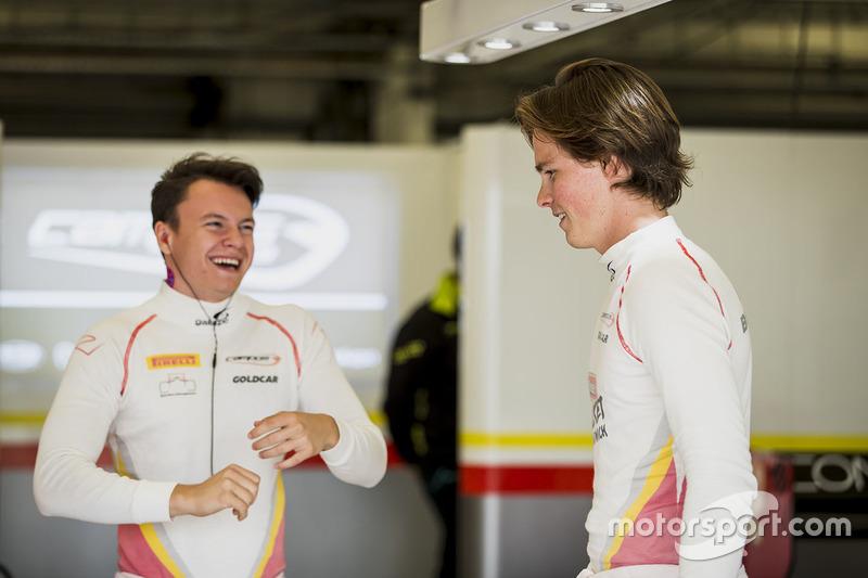 Robert Visoiu, Campos Racing y Ralph Boschung, Campos Racing