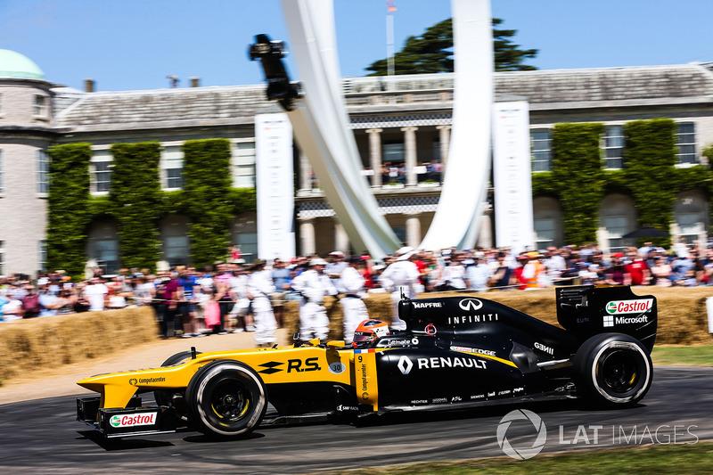 Роберт Кубіца, Lotus Renault