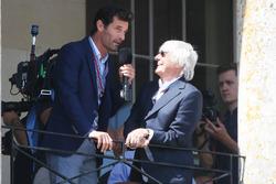 Mark Webber ve Bernie Ecclestone
