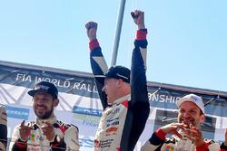 Ganador Esapekka Lappi, Toyota Racing