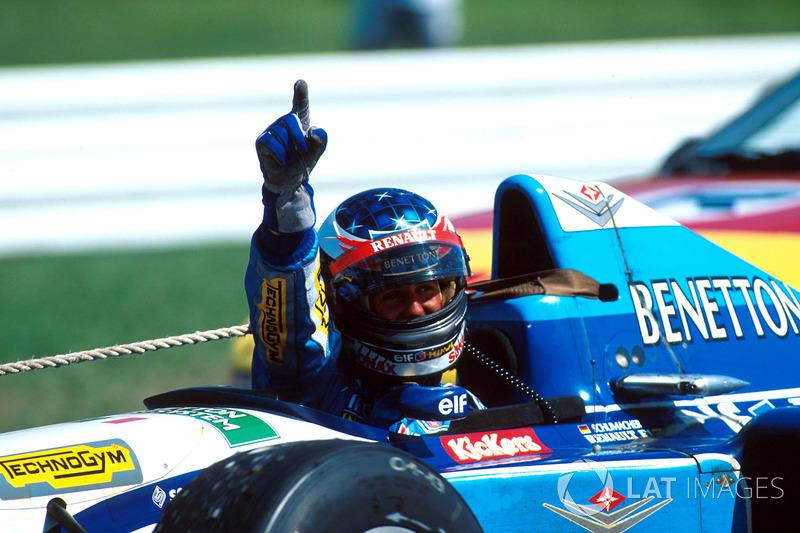 1995 Almanya GP