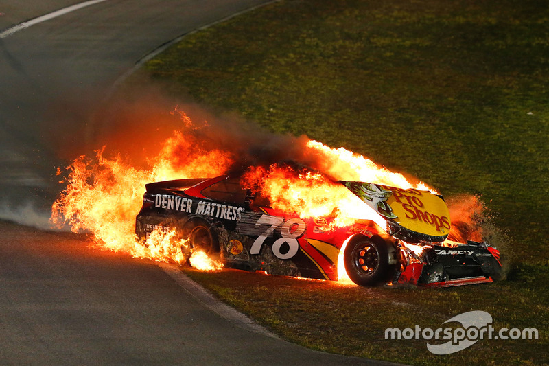 #2. Martin Truex Jr., Furniture Row Racing Toyota