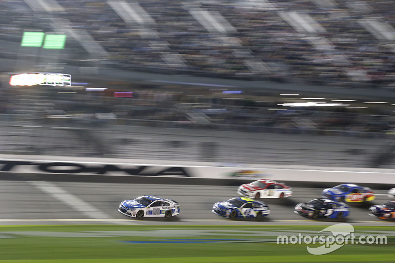 Dale Earnhardt Jr., Hendrick Motorsports, Chevrolet, führt