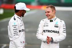 Льюис Хэмилтон и Валттери Боттас, Mercedes AMG F1
