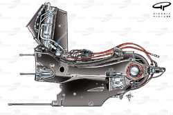 Ferrari F2012 gearbox