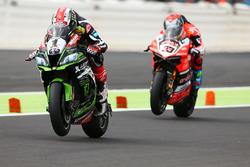 Jonathan Rea, Kawasaki Racing, Marco Melandri, Ducati Team