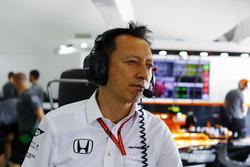 Yusuke Hasegawa, Senior Managing Officer, Honda