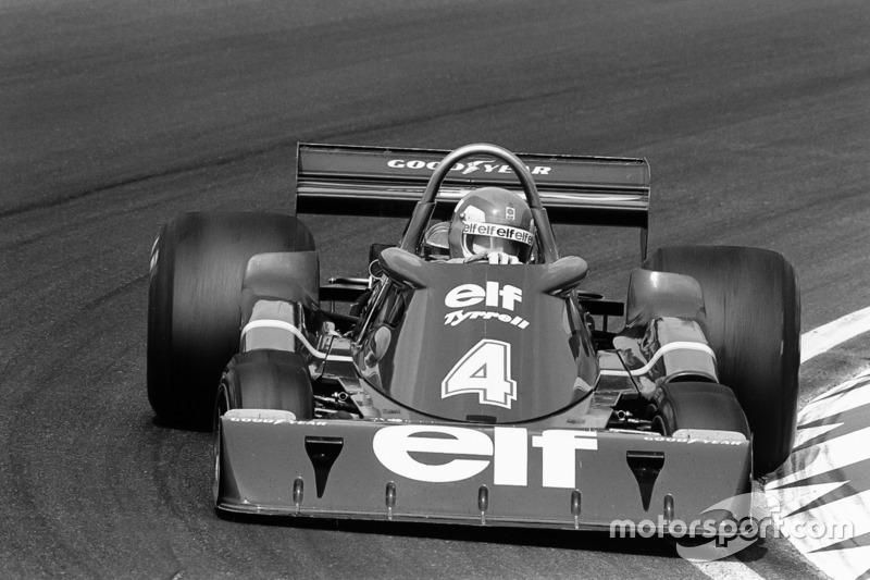 1976: Patrick Depailler, Tyrrell P34-Ford