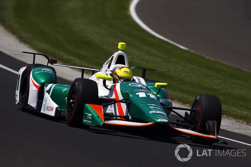 29. Spencer Pigot, Juncos Racing Chevrolet