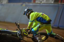 Crash: Josep Piedra