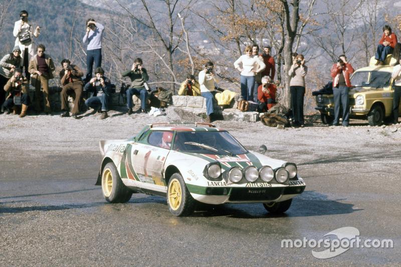 1977: Sandro Munari, Lancia Stratos