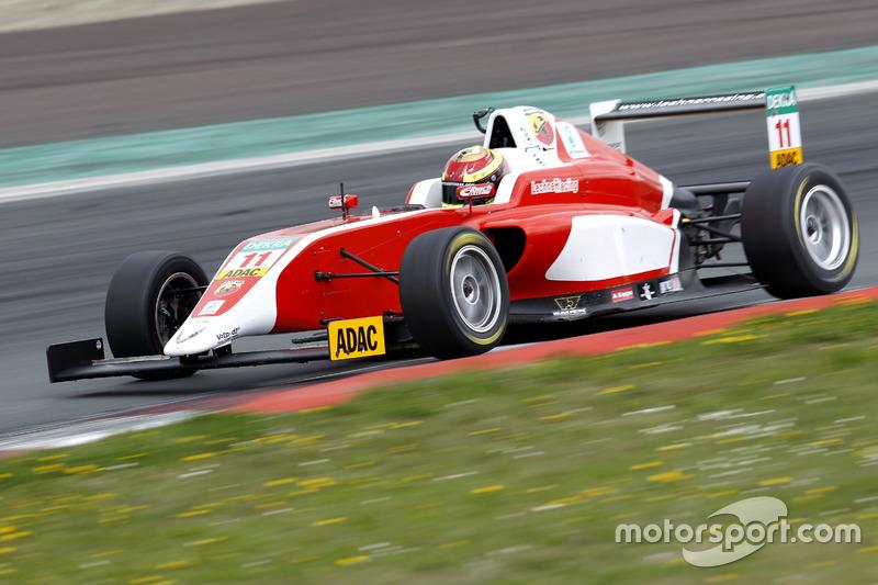 Mick Wishofer, Lechner Racing