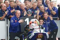 Ganador, Maverick Viñales, Yamaha Factory Racing