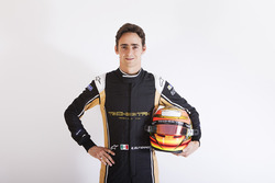 Retrato de estudio Esteban Gutiérrez, Techeetah Team