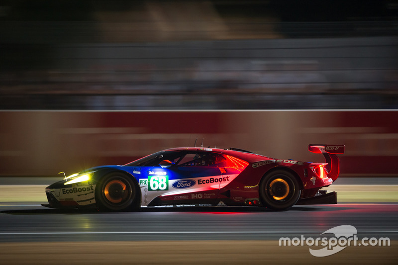 Тони Канаан (Ford Chip Ganassi Racing №68, GTE Pro) – шестое место в GTE Pro, 22-е в абсолюте