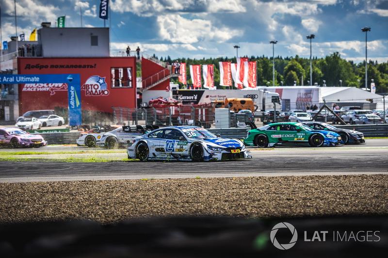Старт, Максим Мартен, BMW Team RBM, BMW M4 DTM
