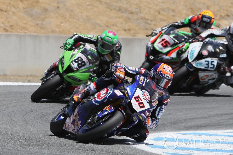 Міхаєл ван дер Марк, Pata Yamaha, Ренді Крумменахер, Puccetti Racing