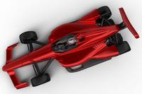 Speedway araç tasarımı