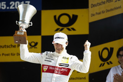 Podium: third place Robert Wickens, Mercedes-AMG Team HWA, Mercedes-AMG C63 DTM