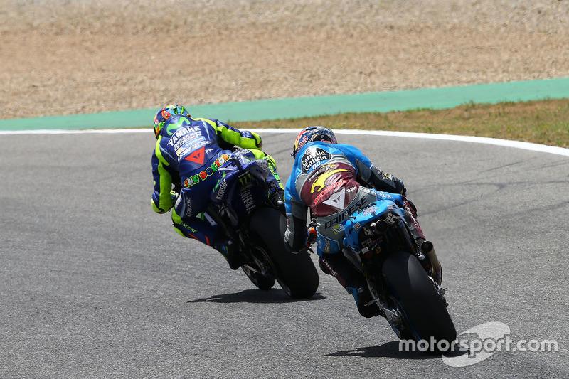 Valentino Rossi, Yamaha Factory Racing, Jack Miller, Estrella Galicia 0,0 Marc VDS