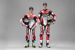 Marco Melandri e Chaz Davies, Ducati Team