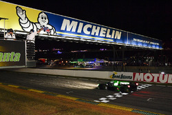 #2 Tequila Patrón ESM Nissan DPi: Scott Sharp, Ryan Dalziel, Brendon Hartley takes the win