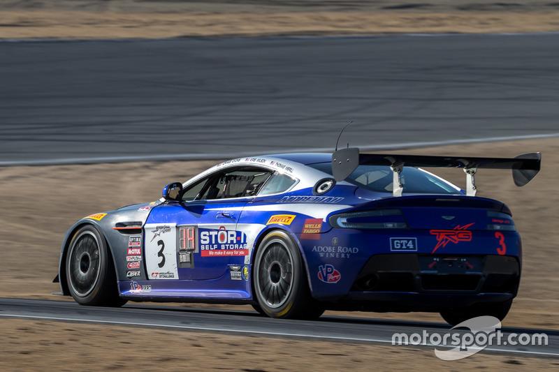 3 Aston Martin Gt4 Craig Lyons Kris Wilson Thomas