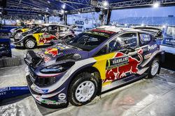 Zona de M-Sport Ford
